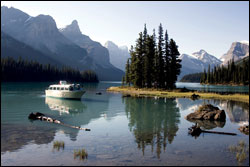 cruises Jasper National Park Activities