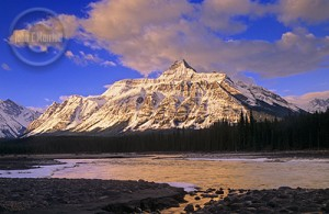 Jasper National Park offers some of the best views of the Canadian Rockies.