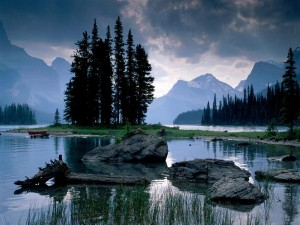 JasperNationalPark 300x225 Best Canadian Rockies Camping for Families: Cottage Tents