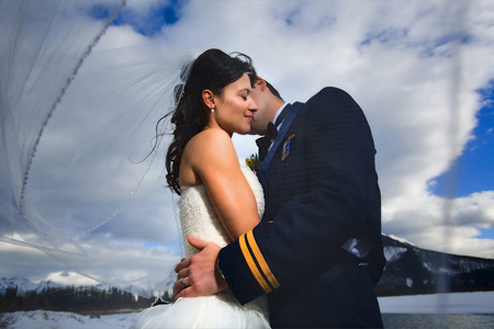 A Jasper National Park Wedding