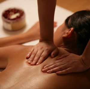 spa massage 300x296 Honeymoon in Jasper