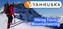 frontpagead yamnuska Guides to Hike, Bike and Ride Jasper National Park   Alberta