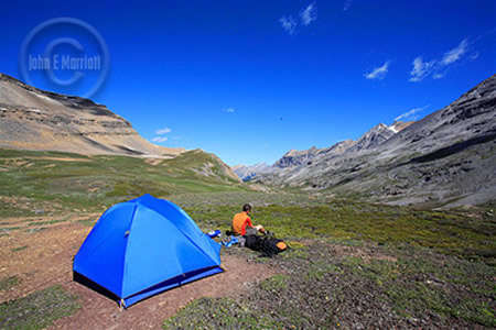 Banff National Park Camping
