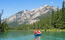 Canoeing and Kayaking Banff