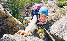 Banff Rock Climbing