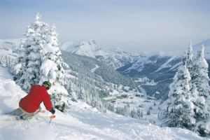 Banff National Park Skiing