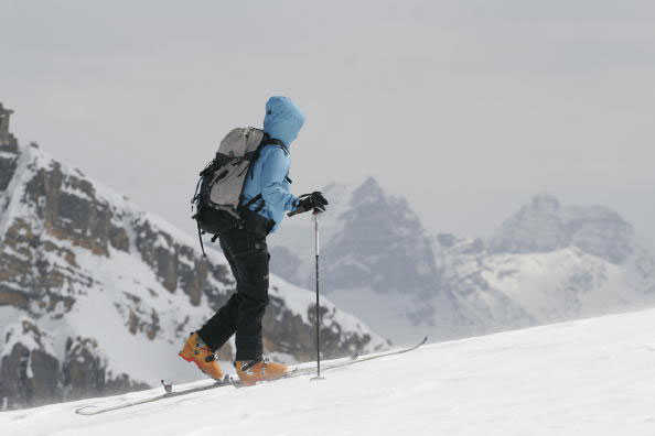Banff Ski Mountaineering